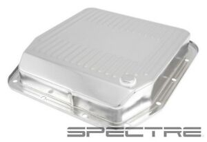 Spe Transmission Pan For Ford Aod Chrome 5469