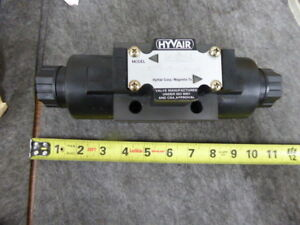 Hyvair D05s 2f 115a 35 Hydraulic Solenoid Directional Control Valve