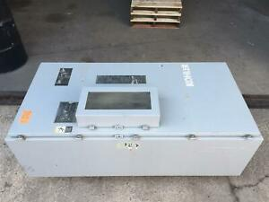 Kohler 400 Amp Automatic Transfer Switch 480v 3ph 60hz K32509