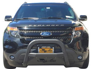 Vanguard 11 20 Ford Explorer Front Optimus Bull Bar 2 Bumper Protector Guard B K