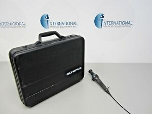 Olympus Enf gp Fiber Rhinolaryngoscope Endoscopy Endoscope 0 Broken