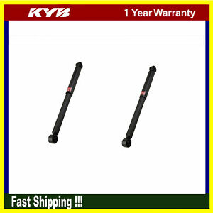 2 Pcs Kyb Suspension Struts For 2010 2012 Ford Fusion Sport Hybrid Sel Se S