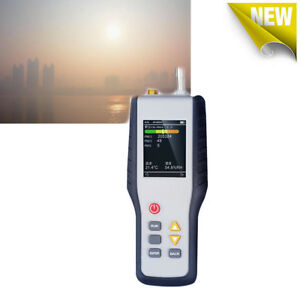 Pm2 5 Detector Particle Counter Pro Air Environment Temperature Humidity Meter
