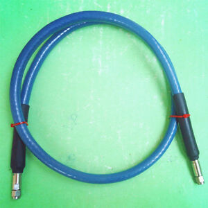 1pc Used Good Huber suhner Dc 50ghz 100cm 2 4mm Cable length 100cm ship Express