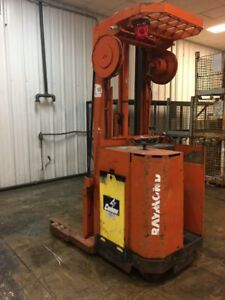 Electric Raymond 20 r30tt Electric Reach Lift