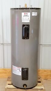 Rheem Electric Commercial 65 Gal 4 Kw Water Heater 208v 1ph New 502