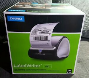 Dymo Labelwriter 4xl Thermal Label Printer 1755120 Brand New In Box Dymo 4xl