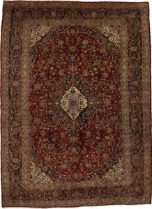 Classic Design Antique Handmade 10x14 Persian Rug Oriental Home D Cor Carpet