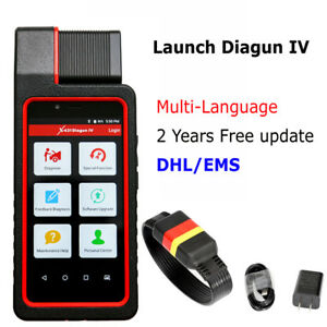 2018 Launch X431 X 431 Diagun Iv Diagnostic Code Scanner With 2 Year Free Update
