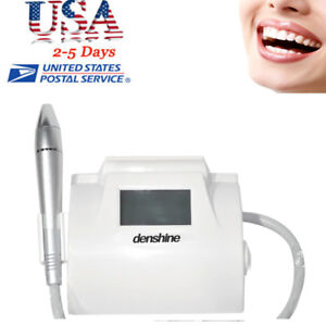 Touch Screen Dental Piezo Ultrasonic Scaler Led Fiber Handpiece Cavitron Dentist