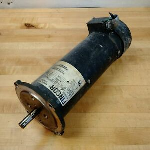 Fincor 9310018tf Variable Speed Dc Motor 1 Hp 1725 Rpm 56c Frame 180 Vdc