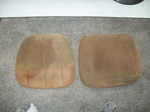Re65195 Re65196 Seat Cushions John Deere 5500 Cab Tractor