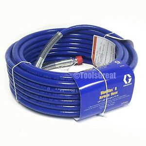 New Graco 240794 Bluemax Ii Airless Fluid Paint Hose 1 4 X 50