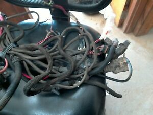 Oem Western Fisher 26345 Plow 3 Pin Main Control Harness Minute Or Ultra Mount