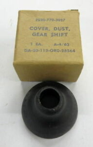 Wwii Military Dodge Wc Truck 1 2 3 4 Ton G502 G505 Transmission Boot Nos