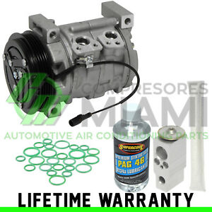 New A c Compressor Repair Kit Fits Chevrolet Tracker 2 5l V6 2001 2004