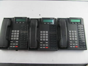 Lot Of 5 Toshiba Digital Business Telephone Dkt2020 sd 25765