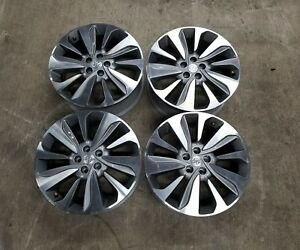 Set Of Four Oem 18 Inch Buick Encore Wheels Factory Stock Rims 97889 94539563