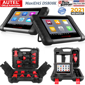 Autel Maxidas Ds808k Obd2 Diagnostic Tool Scanner Code Reader Obd Adapter Ms906