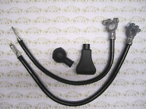 1953 Buick Super Roadmaster Battery Cable Kit Battery Cables And Covers