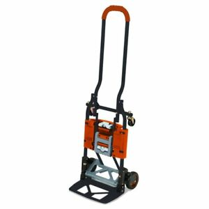 Cosco Shifter 300 pound Capacity Multi position Folding Hand Truck And Cart