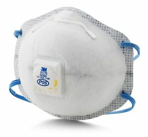 3m Particulate Respirator 8576 P95 With Nuisance Level Acid Gas Relief pack