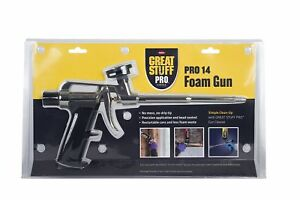 Great Stuff 99046685 Pro 14 Foam Dispensing Gun Pro 14 Dispensing Foam Gun