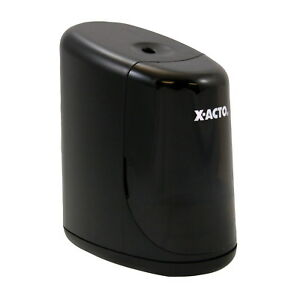 X acto Electric Stand up Hardened Steel Pencil Sharpener 5 1 2 X 3 9 25 X 6