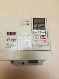 Cimr xcbu40p7 Variable Speed Drive 90 Days Warranty