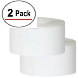 Seiko White Address Labels For Slp 120 Smart Label Printer Slp120 Slp 2rl