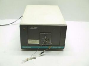 Beckman System Gold 167 Laboratory Hplc Chromatography Uv vis Scanning Detector