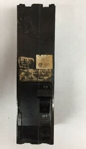 Square D 100amp 2 Pole Type Qi Main Breaker Ships Priority Today