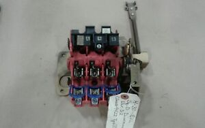 Square D Lr44199 Disconnect Switch 30 Amp 600v Max 1176kw