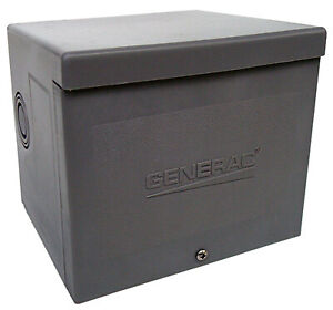 Generac Power Systems 6337 Generator Power Inlet Box Resin 30a Quantity 1
