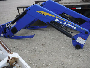 New Holland Tractor Loader Arms missing Mounts