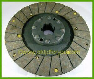 Ah800r John Deere H Clutch Drive Disk Rebuilt Original No Core Charge