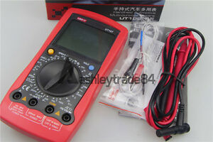 Ut107 Uni t Automotive Tester Voltage Temp Multimeter