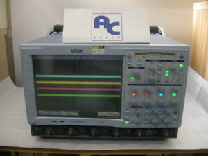 good Test Condition 30 Days Warranty Lecroy Dda 3000 Disk Drive Analyzer