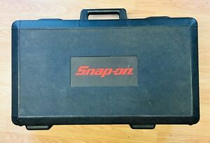 Snap On Tools Modis Eems300 Elite Hd Scanner Empty Molded Black Hard Case