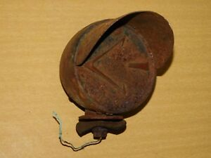 Antique Left Turn Signal Arrow Light Hot Rat Rod Custom Car Truck Vtg Auto Lamp