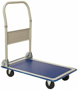 Every Day Home B01gwelr04 Folding Foldable Moving Warehouse Push Hand Truck