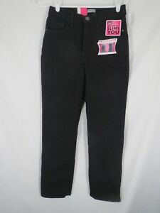 New Lee Straight Leg Classic Fit Womens Petite Size 4 Stretch Jeans