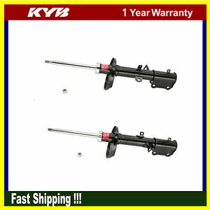 2pcs Kyb Suspension Shock Struts Absorber Kits For 1993 1997 Toyota Corolla Dx