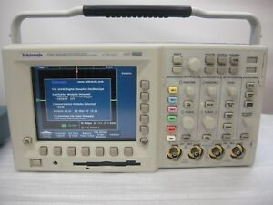 good 30 Days Warranty Tektronix Tds3054b Digital 4 Channel Oscilloscope