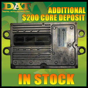 Ford F250 F350 Ficm 6 0l Fuel Injector Control Module Exchange