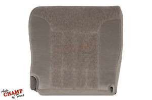 1995 1996 Dodge Ram 1500 2500 3500 Slt driver Side Bottom Cloth Seat Cover Tan