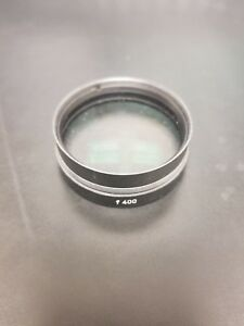 Carl Zeiss Surgical Microscope F 400 Objective Lens