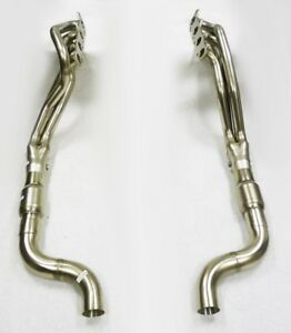 Maximizer Exhaust Long Tube Header For 2015 16 17 18 19 Ford Mustang Gt 5 0l V8