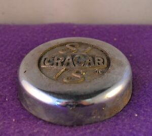 Cragar Chrome Custom Wheel Center Cap Set Of One 1 Pn E2022