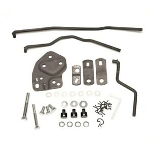 Chevy Muncie 4 speed Shifter Installation Kit With Studs Hurst Competition